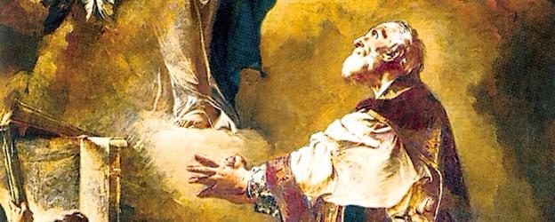 L'intercessione dei Santi