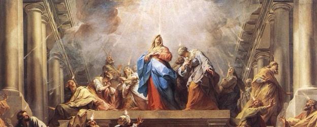 La Pentecoste ieri e oggi